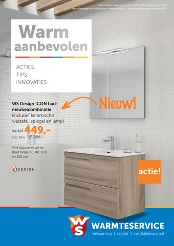 Warmteservice reclame folder (geldig t/m 30-09)
