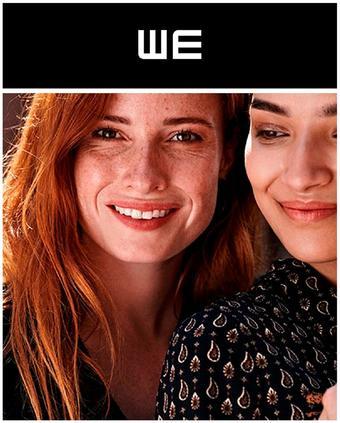 WE Fashion reclame folder (geldig t/m 25-11)