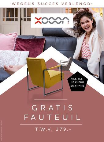 Xooon reclame folder (geldig t/m 15-12)
