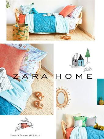 Zara Home reclame folder (geldig t/m 17-06)