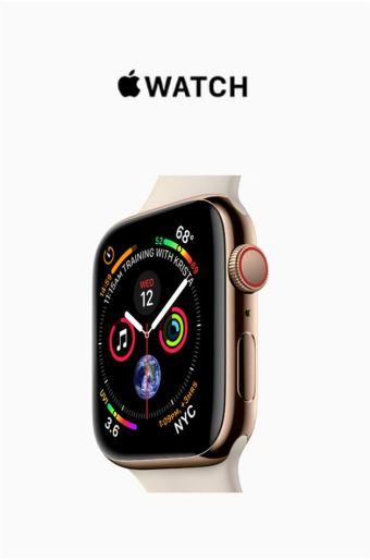 Apple reclame folder (geldig t/m 31-05)