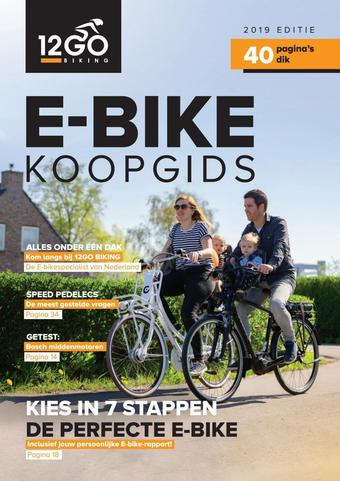 12GO Biking reclame folder (geldig t/m 31-12)