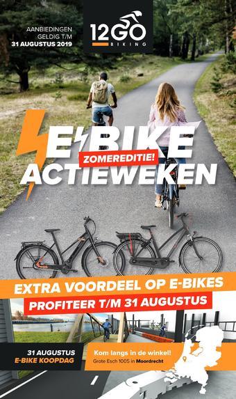 12GO Biking reclame folder (geldig t/m 31-08)