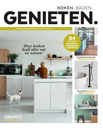 Grando keukens reclame folder (geldig t/m 31-12)
