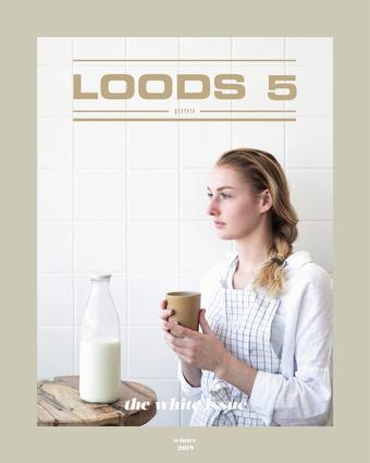 Loods 5 reclame folder (geldig t/m 31-12)