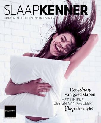 Slaapkenner reclame folder (geldig t/m 31-12)
