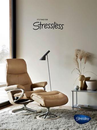 Stressless reclame folder (geldig t/m 13-04)