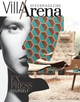 Villa Arena reclame folder (geldig t/m 24-11)