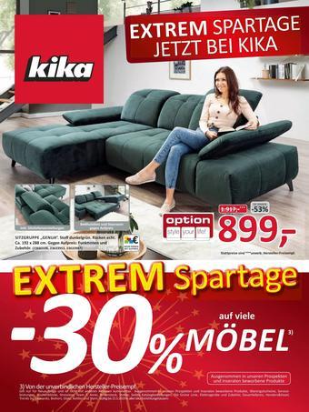 kika Werbeflugblatt (bis einschl. 21-05)