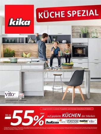 kika Werbeflugblatt (bis einschl. 21-09)