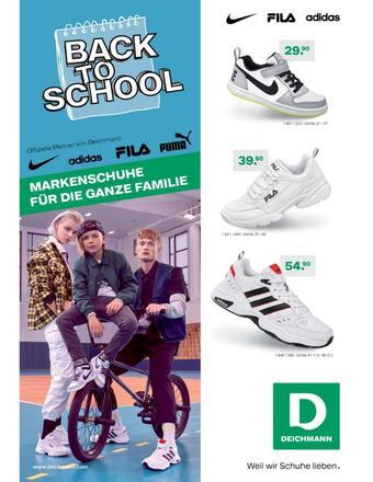 Deichmann Werbeflugblatt (bis einschl. 08-10)