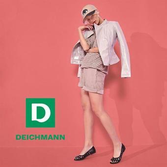 Deichmann Werbeflugblatt (bis einschl. 31-10)