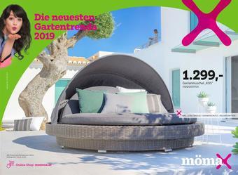 Mömax Werbeflugblatt (bis einschl. 28-07)
