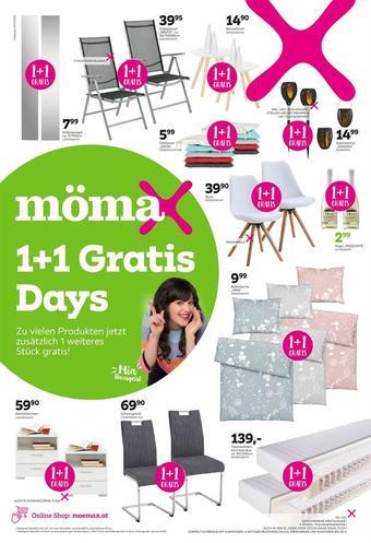 Mömax Werbeflugblatt (bis einschl. 27-07)