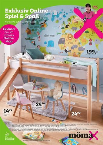 Mömax Werbeflugblatt (bis einschl. 31-07)