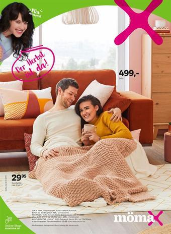 Mömax Werbeflugblatt (bis einschl. 27-10)