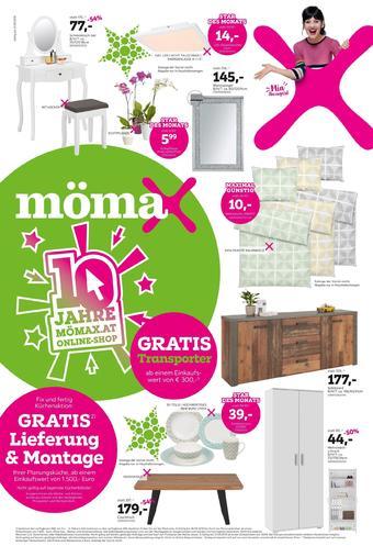 Mömax Werbeflugblatt (bis einschl. 21-09)