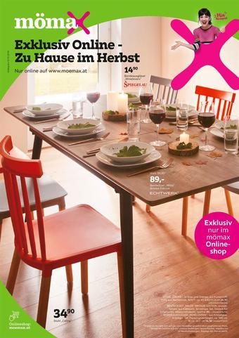 Mömax Werbeflugblatt (bis einschl. 15-10)
