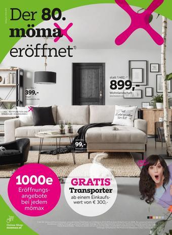 Mömax Werbeflugblatt (bis einschl. 19-10)