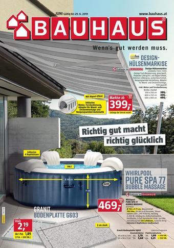 Bauhaus Werbeflugblatt (bis einschl. 29-06)