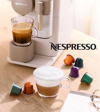 Nespresso Werbeflugblatt (bis einschl. 31-07)