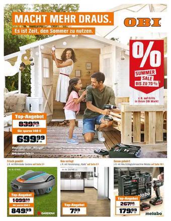 OBI Werbeflugblatt (bis einschl. 27-07)