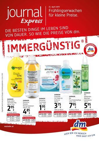 dm Werbeflugblatt (bis einschl. 28-05)