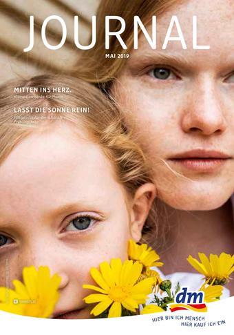 dm Werbeflugblatt (bis einschl. 31-05)