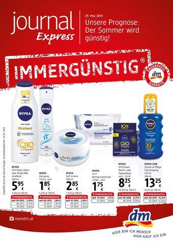 dm Werbeflugblatt (bis einschl. 26-06)