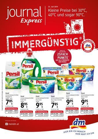 dm Werbeflugblatt (bis einschl. 28-08)