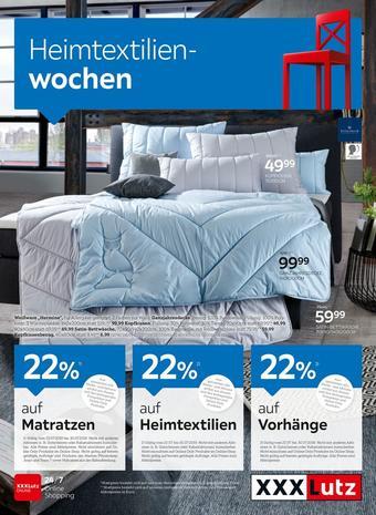 XXXLutz Werbeflugblatt (bis einschl. 03-08)