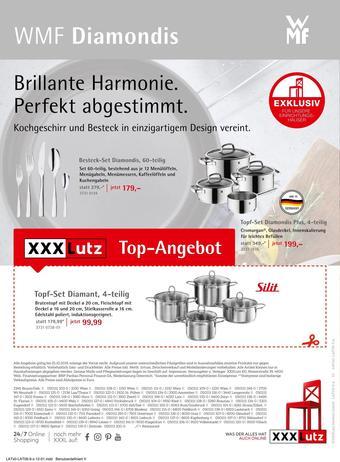 XXXLutz Werbeflugblatt (bis einschl. 27-10)