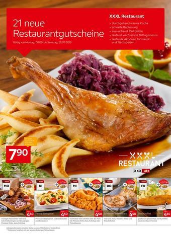 XXXLutz Werbeflugblatt (bis einschl. 28-09)
