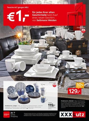 XXXLutz Werbeflugblatt (bis einschl. 07-12)