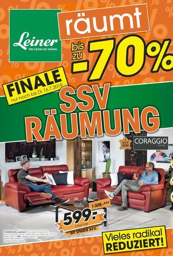 Leiner Werbeflugblatt (bis einschl. 16-07)