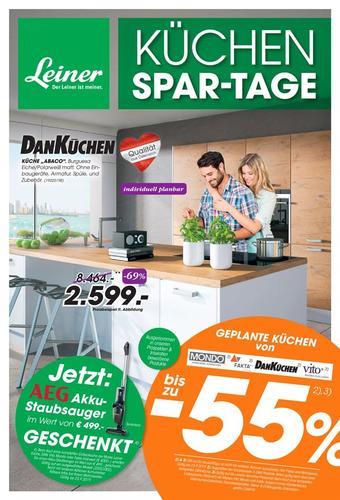 Leiner Werbeflugblatt (bis einschl. 23-09)