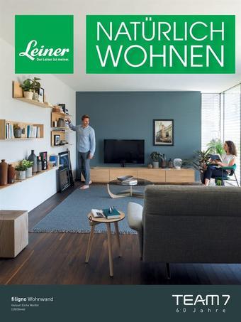 Leiner Werbeflugblatt (bis einschl. 01-10)