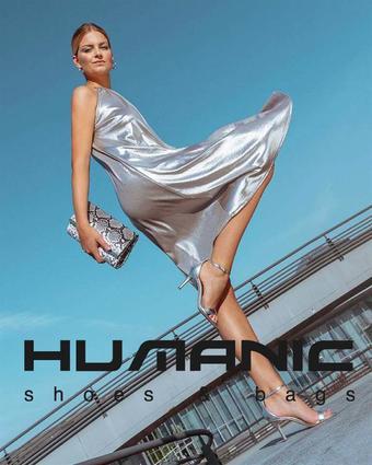 Humanic Werbeflugblatt (bis einschl. 21-08)