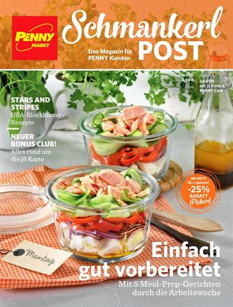 PENNY Werbeflugblatt (bis einschl. 31-08)