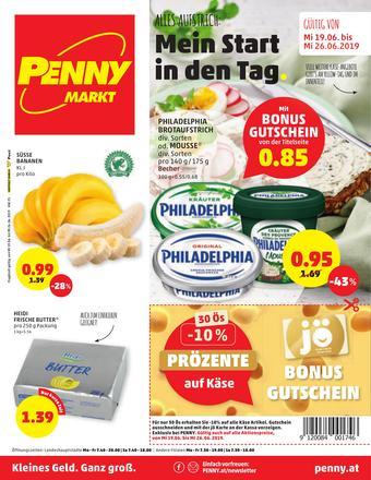 PENNY Werbeflugblatt (bis einschl. 26-06)