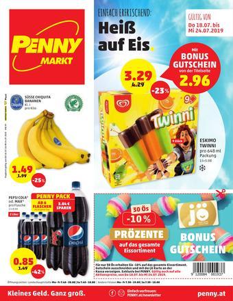 PENNY Werbeflugblatt (bis einschl. 24-07)