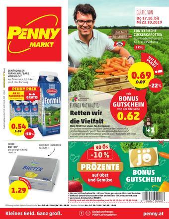 PENNY Werbeflugblatt (bis einschl. 23-10)
