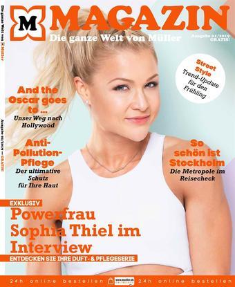 Müller Werbeflugblatt (bis einschl. 31-05)