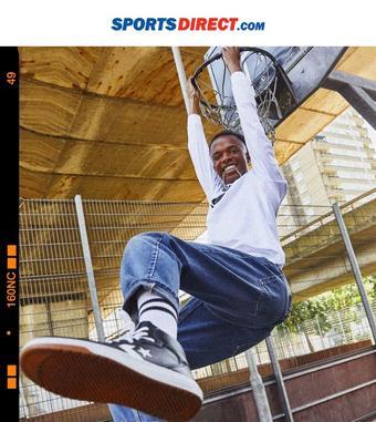 Sports Direct Werbeflugblatt (bis einschl. 21-08)