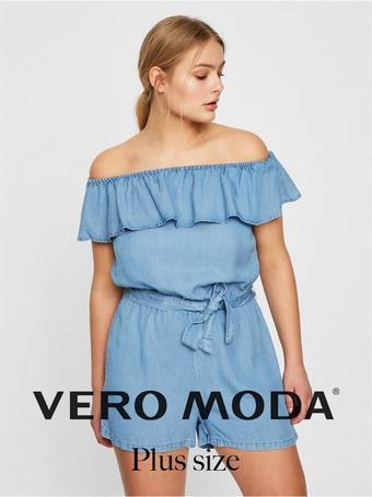Vero Moda Werbeflugblatt (bis einschl. 15-07)