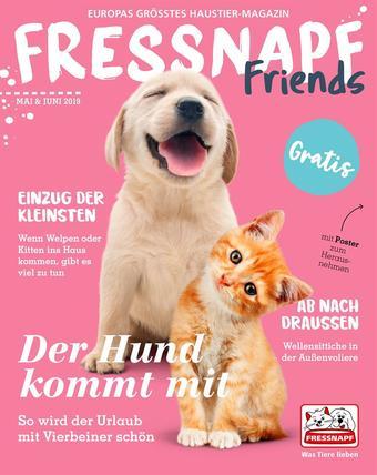 Fressnapf Werbeflugblatt (bis einschl. 01-07)
