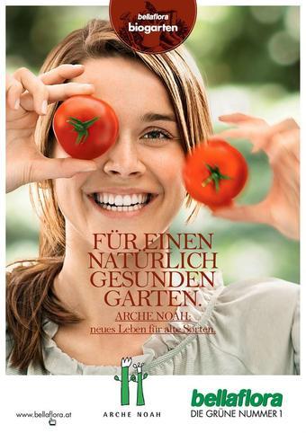 Bellaflora Werbeflugblatt (bis einschl. 30-06)