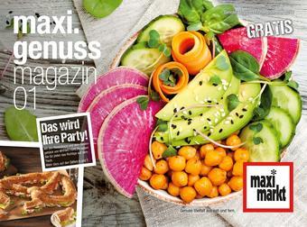 Maximarkt Werbeflugblatt (bis einschl. 31-07)