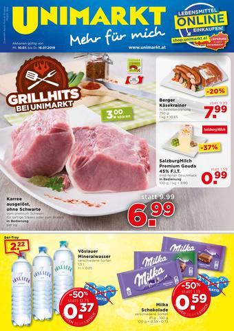 Unimarkt Werbeflugblatt (bis einschl. 16-07)