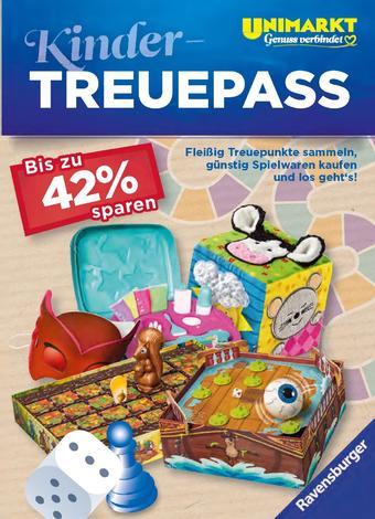 Unimarkt Werbeflugblatt (bis einschl. 21-12)
